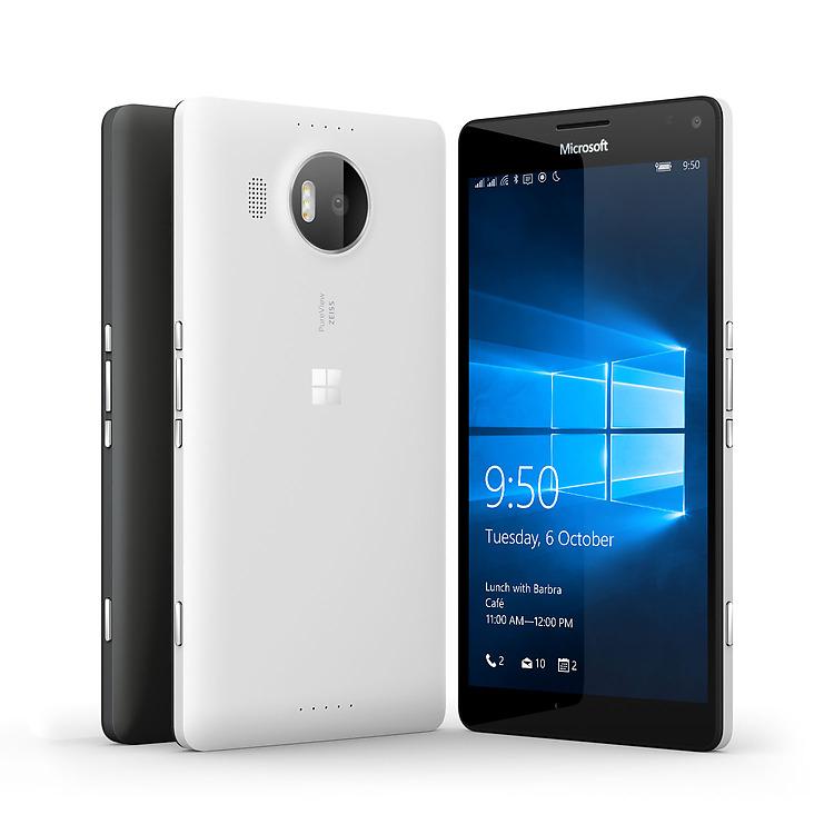 Microsoft Lumia 950XL, Dead on Arrival